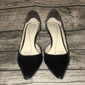 Anne Klein Classic Patent Leather Pumps